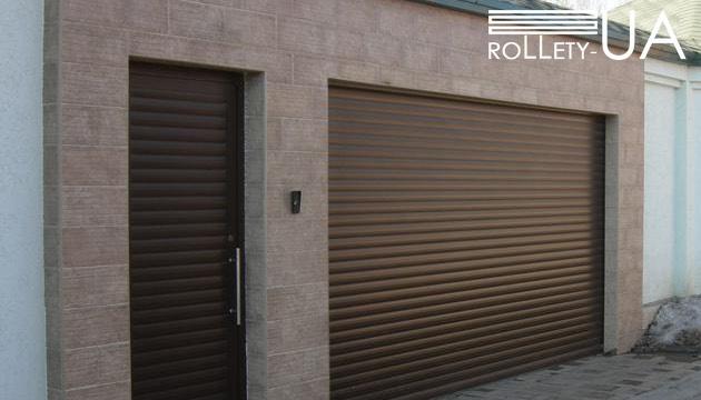 Роллеты на гараж в городе Запорожье