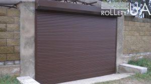 ролеты на гараж Луцк фото