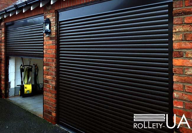 Купити ролети на гараж в місті Київ Rollety-UA